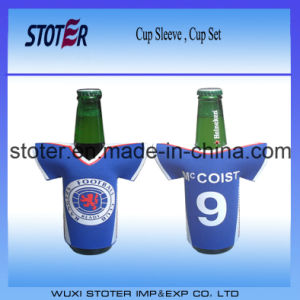 Custom Printed Neoprene Beer Bottle Sleeve pictures & photos