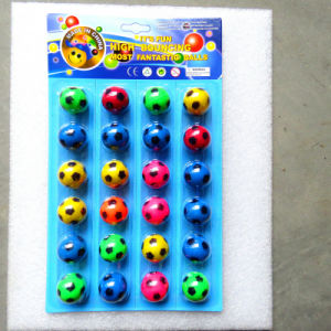Its Bouncing Balls for Football Designs