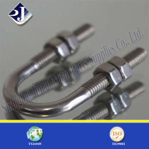 Good Quality Main Product Stainless Steel U Bolt with Nut pictures & photos