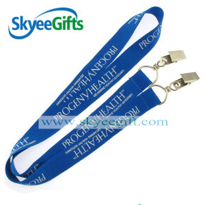 Wholesale Cheap Custom Polyester Lanyards with Clips pictures & photos