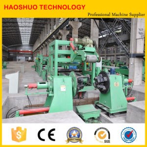 Most Popular Steel Cut to Length Line, Cutting Machine pictures & photos