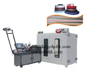 Cmputer Automatic Silicone Coating Machine pictures & photos