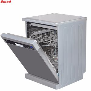 Freestanding Electronics Dish Washer with LED Display Price pictures & photos
