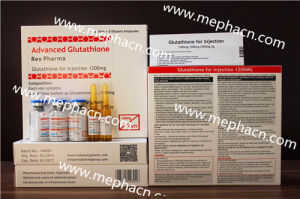 Advanced Glutathione Injection 1200mg for Quickly Skin Whitening pictures & photos