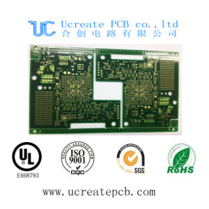 4 Layer Reliable Quality Rigid-Flexi Printed Circuit Board for Medical pictures & photos