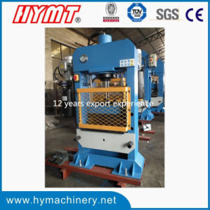 Hpb-100/1010 Hydraulic Carbon Steel Plate press brake pictures & photos