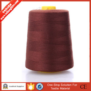 Wholesale Polyester Yarn Sewing Thread pictures & photos