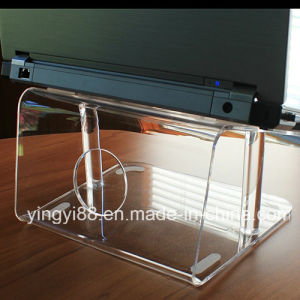 Super Quality Acrylic Laptop Stand Shenzhen Factory pictures & photos