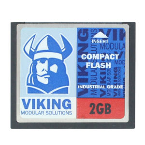 Viking 2GB Compact Flash Industrial CF Card Compactflash Memory Card pictures & photos