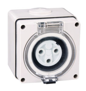 IP66 Weatherproof Socket Ab66so520 pictures & photos