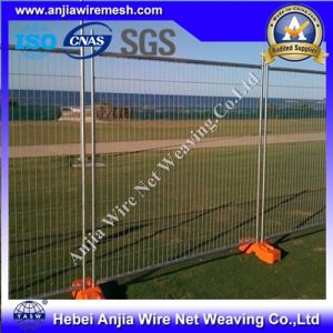 Galvanized Welded Wire Mesh Temporary Fence Powder Coated Temporary Fence pictures & photos