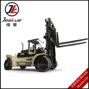 Jeakue Fd250-Fd300 Counterbalance Diesel Forklift with Side Shift Available pictures & photos