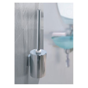 Stainless Steel High-End Bathroom Accessories Toilet Brush Holder