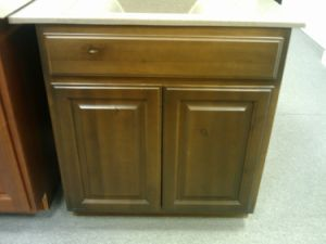 Maple Solid Wood Vanity pictures & photos