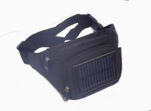 Cheap Sport Man Solar Waist Bag-S004 pictures & photos