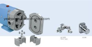 Amz Stainless Steel Sanitary Rotary Lobe Pump