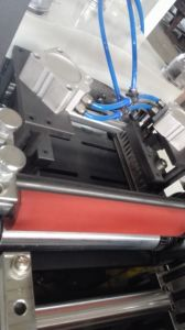 Die-Cutting Machine with Hot Stamping pictures & photos