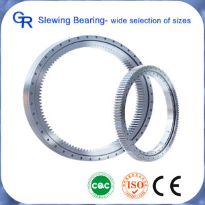 Tower Crane Construction Machine Nongear Slew Bearings for Hyundai