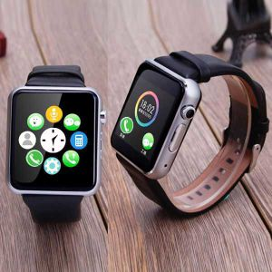 Mt6260 Built-in GPRS Mobilephone Smart Watch pictures & photos