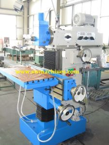Milling Machine with CE Approved (M30A/32/40 Series) pictures & photos