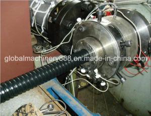 PVC PE Coated Flexible Metal Hose Conduit Pipe Making Machine