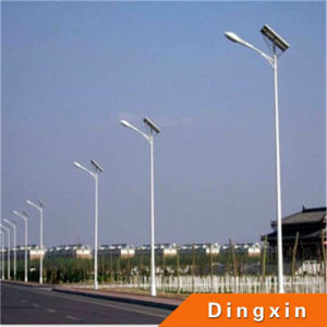 Manufacturer 7m High Q235 Steel Street Lighting Pole pictures & photos