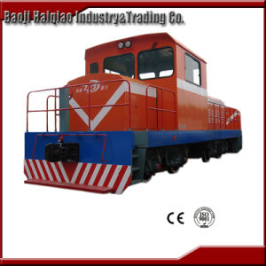 Zts480 Dual Powered Diesel Locomotive