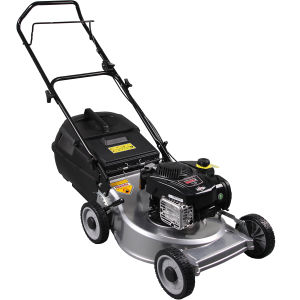 "18"" Hand Push Lawn Mower with Grass Catcher pictures & photos"