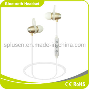 Best Stylish Sport Mobile Phone Earphone V 4.0 Noise Cancelling Stereo Wireless Bluetooth Headphone pictures & photos