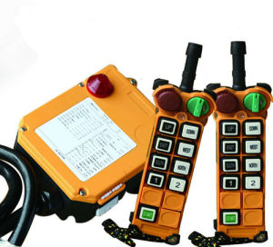 F24-8d Telecrane Industrial Radio Remote Controls System pictures & photos