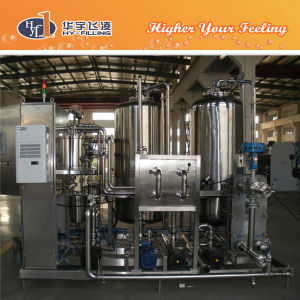 Hy-Filling High Content CSD Drink Mixer pictures & photos