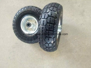 Maxtop Factory Flat Free PU Foam Wheel pictures & photos
