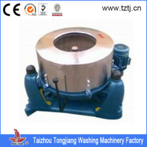 500kg Wet Fabric/Garment Centrifugal Hydro Extractor with High Stand pictures & photos