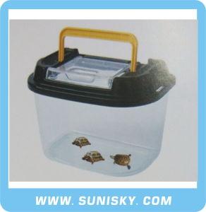 Tansparent Plastic Turtle Box Reptiles (SPC-901) pictures & photos