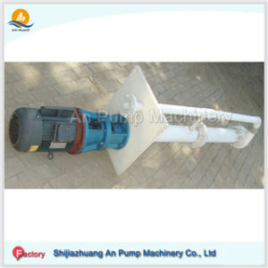 Heavy Duty Submersible Vertical Centrifugal Slurry Pump pictures & photos