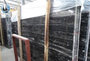 Silver Dragon Marble Slabs in Stock pictures & photos