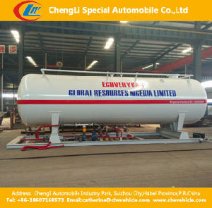 5cbm LPG Skid-Mounted Gas Refueling Station pictures & photos