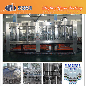 Hy-Filling Glass Carbonated Soft Drinks Filling Equipment pictures & photos