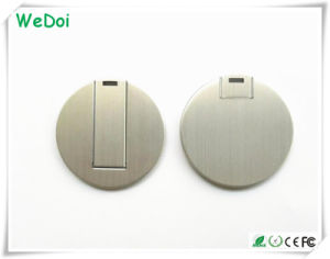 New Metal Card USB Flash Drive with Full Color Printing Logo (WY-C32) pictures & photos