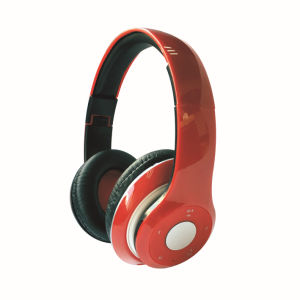 Studio Wireless Bluetooth Headset Portable Bluetooth Stereo Headphone Folding with Memory Card Slot&Wired pictures & photos