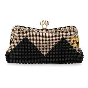 Elegance Evening Bag Italy Style Party Fashion Clutch Bag (XW0924) pictures & photos