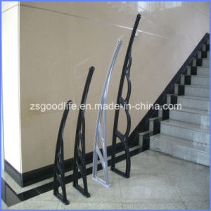Outdoor Plastic Frame Materials Polycarbonate Decorative Window Awning pictures & photos