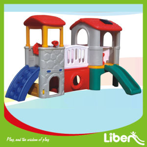 Kindergarten Indoor Plastic Slide Play Sets pictures & photos