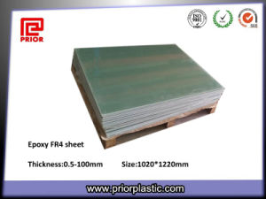 Fr4 Glass Fiber Sheet with Low Price, 500kgs MOQ pictures & photos
