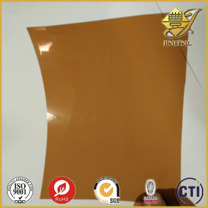 Dark Brown Rigid PVC Sheet for Sun Hat pictures & photos