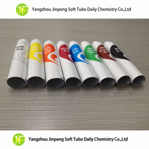 Aluminum&Plastic Tubes Colorful Paints Tubs Cosmetic Tubes pictures & photos