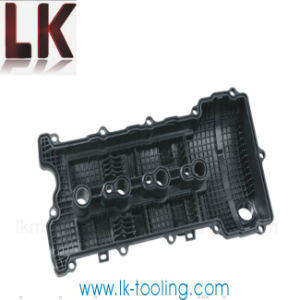 Custom Plastic Injection Molding for Automotive Interior Parts pictures & photos