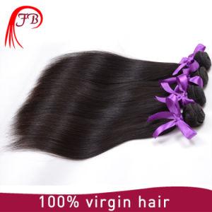 100% Natural Color Virgin Brazilian Human Hair Extension pictures & photos