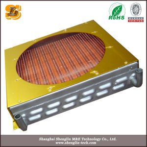 3r-8t-1000 Copper Tube Copper Fin Heat Exchanger pictures & photos
