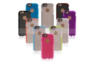 10 Colors Hard Full Cover Cases TPU Soft Tech21 Mobile Phone Case for iPhone 6 6s Plus pictures & photos